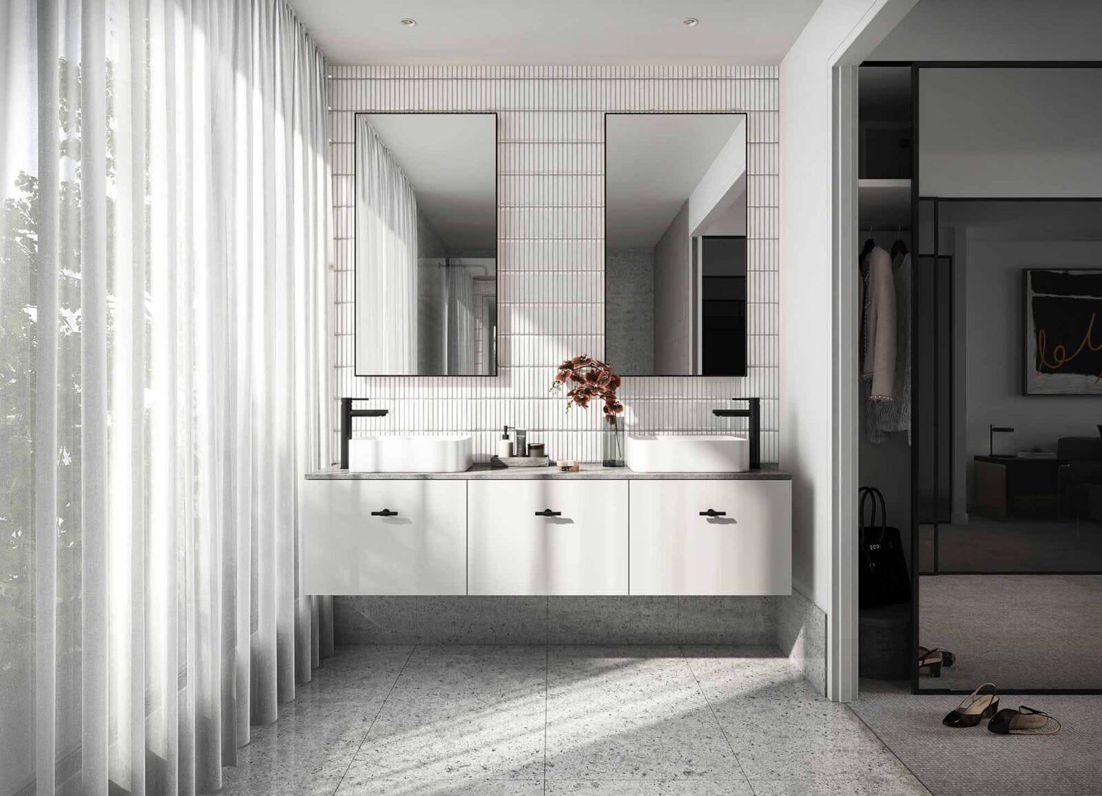 Edwardes Bathroom